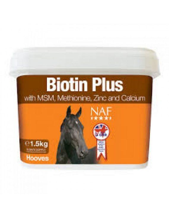 Подкормка для копыт BiotinPlus, NAF 5Stars