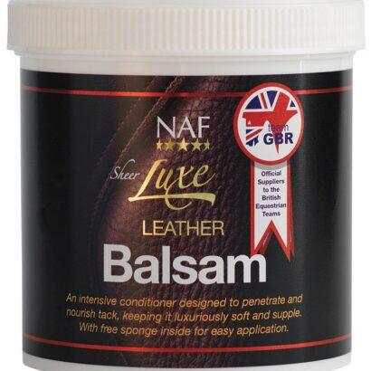 бальзам для кожи Sheer Luxe Leather Balsam, NAF 5 Stars