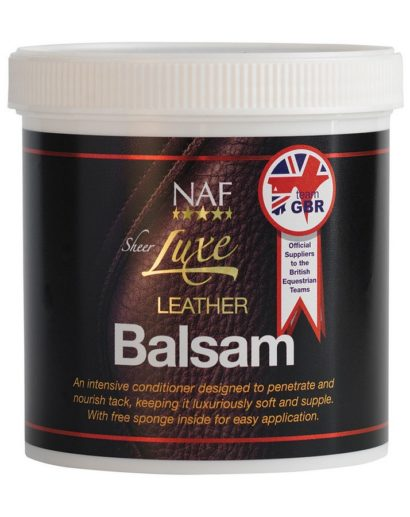 бальзам для кожи Sheer Luxe Leather Balsam, NAF 5 Stars