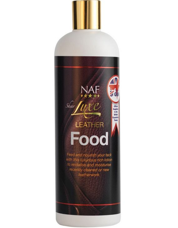 Лосьон для кожи Sheer Luxe Leather Food, NAF 5 Stars
